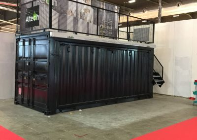 Altech showcontainer