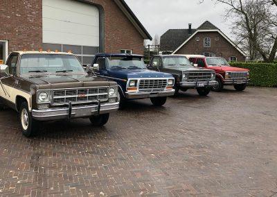 Amerikaanse Auto's Verschepen