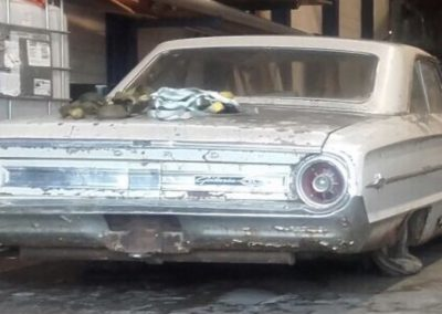 Ford Galaxies ,64 Project