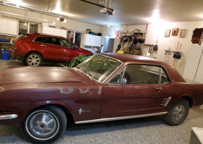 Ford Mustang 1966 Project