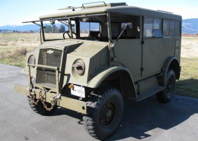 Chevrolet Panel Truck /1943