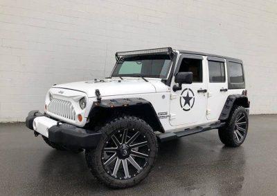 Jeep Sports